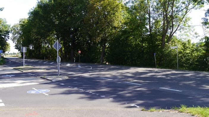 Weiterentwicklung der Verkehrskonzepte mit sicheren Verkehrswegen für Fußgänger, Radfahrer und Autofahrer