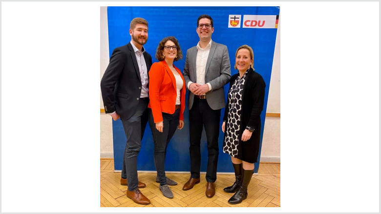 Neuwahl im CDU Stadtbezirksverband Bonn!